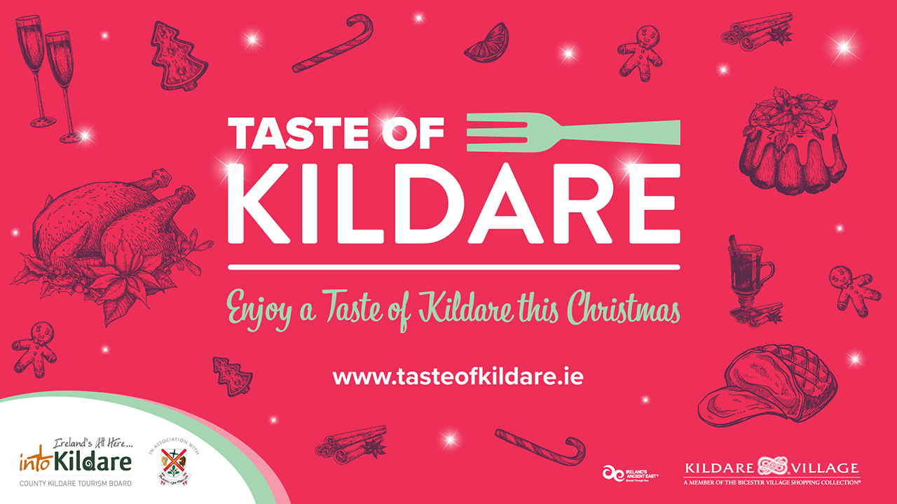 Enjoy a Taste of Kildare This Christmas