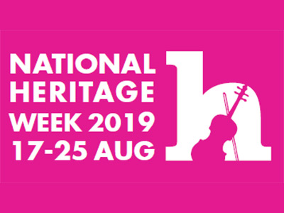 National Heritage Week 17-25 August 2019