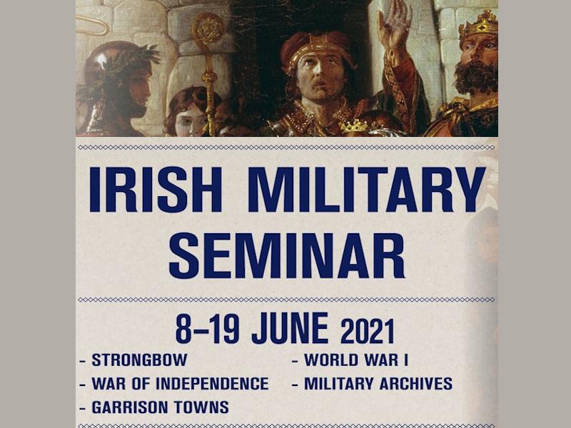 5th Irish Military Seminar 2021