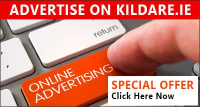 Advertise on kildare.ie Today. Special Offer 12 Adverts for �49. Click For Details