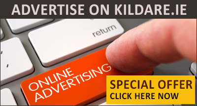 Advertise on kildare.ie Today. Special Offer 12 Adverts for �49. Adverts online until 30 Apr 2017 - Click For Details