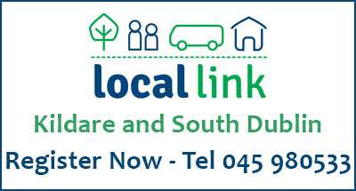 Kildare South Dublin Local Link - Register With Us