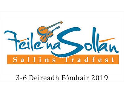 Sallins Tradfest 2019 -Feile na Sollan