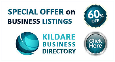Special Offer - Get 60% off an Enhanced Listing or Website Link in the Kildare Business Directory