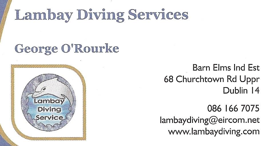 Lambay Diving BC