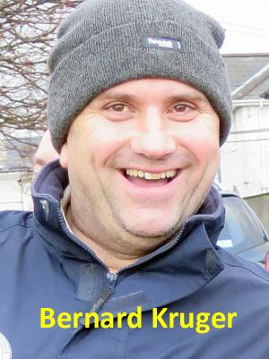 Bernard Kruger(sw)
