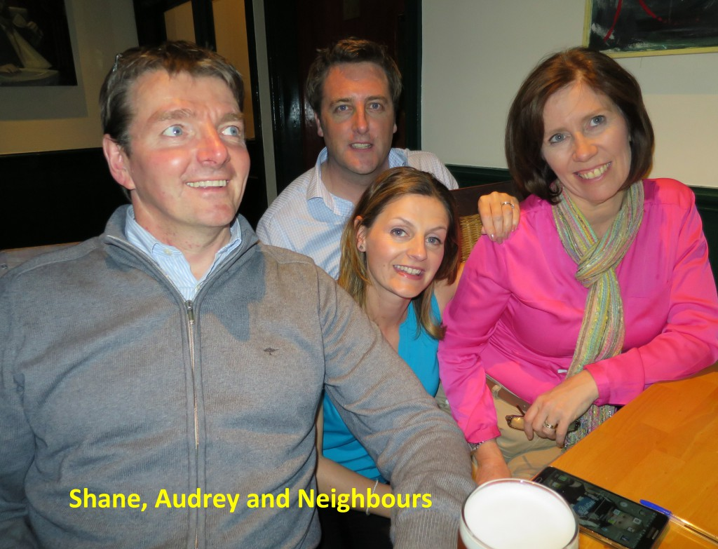 Shane Audrey & Neighbours
