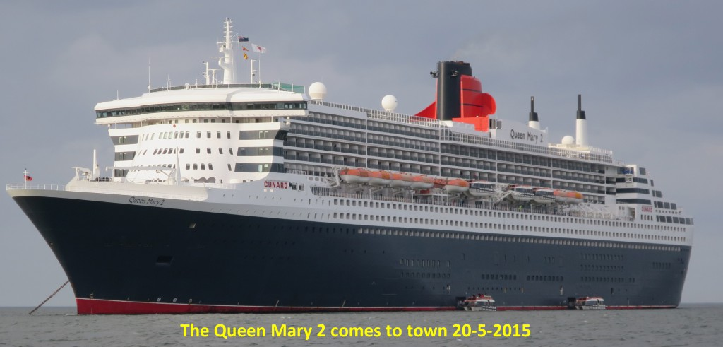Queen Mary visits Dublin