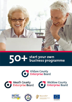 Start Your Own Business Programme with the Kildare County Enterprise Board