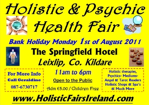 Holistic and Psychic Health Fair