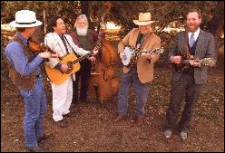 The Bluegrass Patriots appearing at the Athy Bluegrass Festival 2009