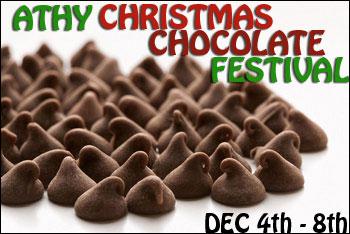 Athy Christmas Chocolate Festival 2009