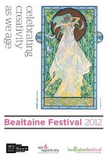 Bealtaine 2012 Programme cover