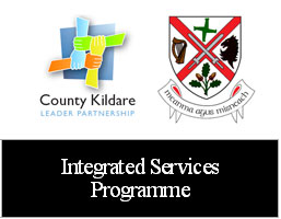Integrated Services Programme - Kildare County Development Board and Logos - County Kildare Leader Partnership - Kildare County Council