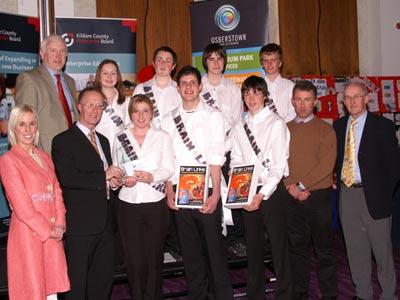 KCEB Student Enterprise Awards 2008 Winner BrainLinks