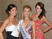 Winner and Finalists in the Kildare Rose of Tralee 2008