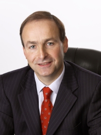 Minister for Foreign Affairs, Micheal Martin
