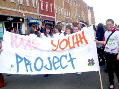 Naas Youth Project Easter Parade 2010