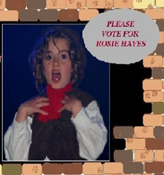 Vote for Rosie Hayes