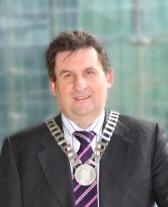 Sean Ashe, CEO Kildare VEC
