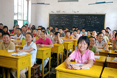 Typical-classroom-in-China