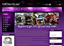 WellDressMySoul.com