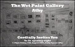 Wet Paint Gallery Launch