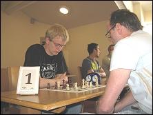 Kill chess tournament