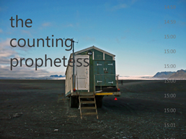 The Counting Prophetess