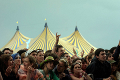 Oxegen crowd