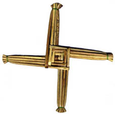St Bridget's Cross