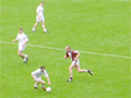 Kildare at Croke Park