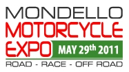 Mondello motorcycle expo 2011