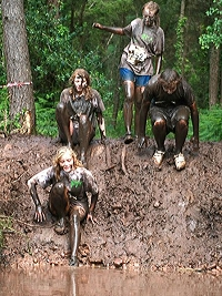 Mud Run, Clean Fun