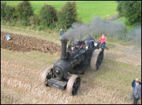 Joe Fennelly's Steam Ploughing Engine in Action