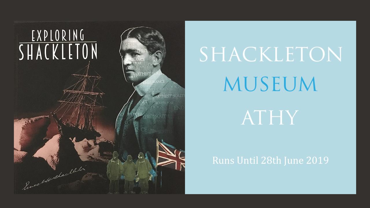 Exploring Shackleton Exhibition
