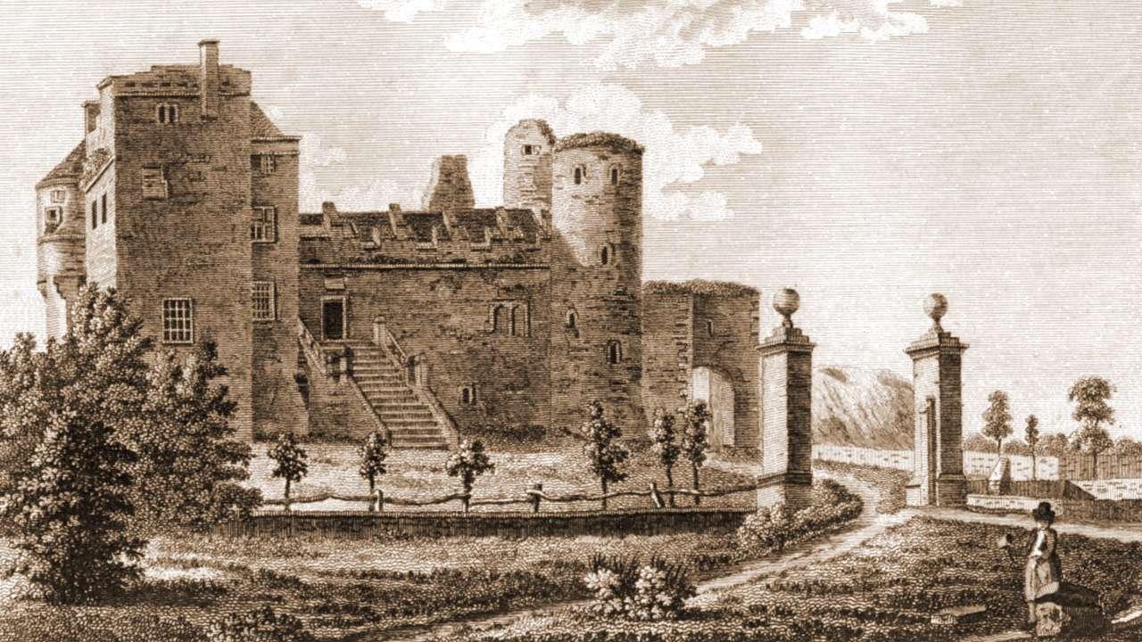 Kilkea castle for Kildare castle