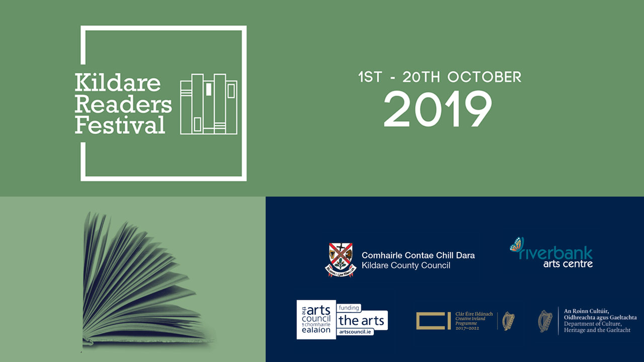 Kildare Readers Festival 2019