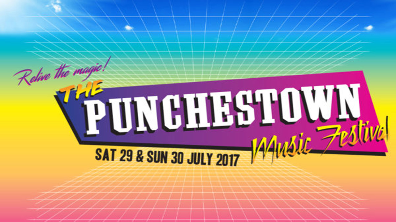 The Punchestown Music Festival 2017