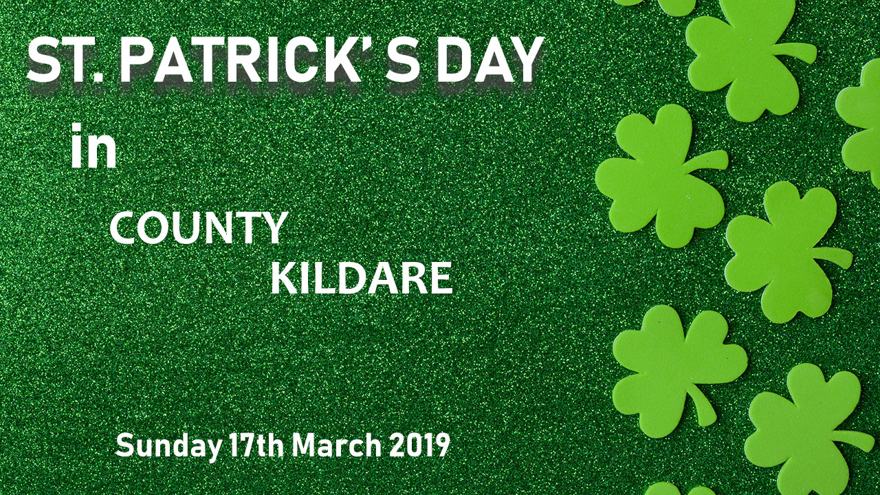 St. Patrick's Day in County Kildare