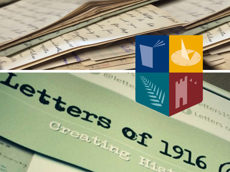 The Letters of 1916 project