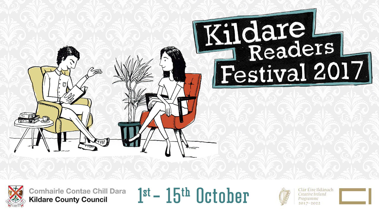 Kildare Readers' Festival 2017