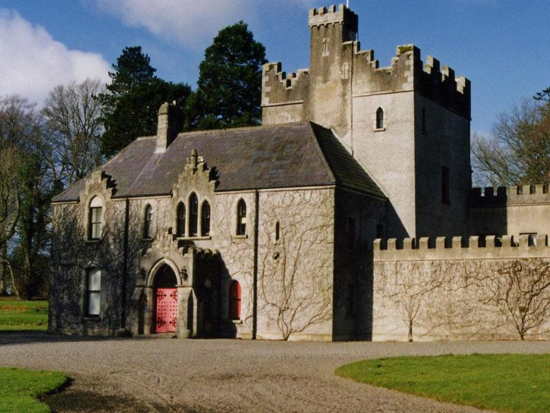 Barretstown Castle, Ballymore Eustace , Co.Kildare