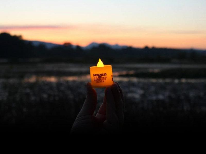 Darkness Into Light Co. Kildare