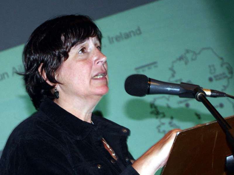 Dr Susan Johnston of the George Washington University