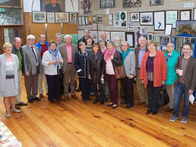 The Kildare Federation of Local History Groups AGM in Kilcullen Town Hall Heritage Centre