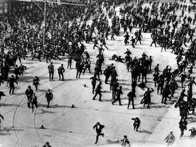 After the Lock-Out: the Workers' Movement 1916-23