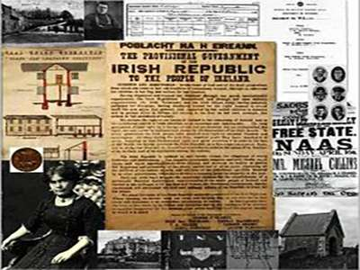 Kildare and the 1916 Rising