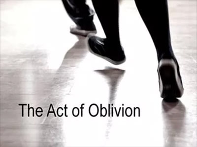 Kildare Youth Theatre - The Act of Oblivion