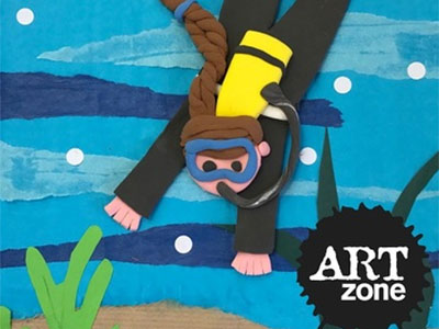 Artzone August Summer Camp
